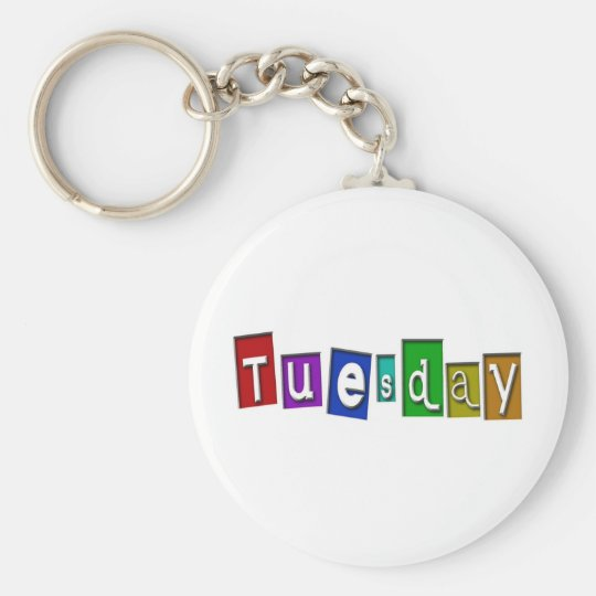 Tuesday Products! Keychain