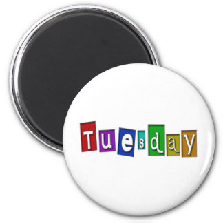 Tuesday Products! Refrigerator Magnet