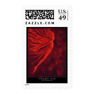 Tuesday Sprite Postage Stamp