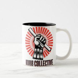 Tueste a la colectividad tazas de café