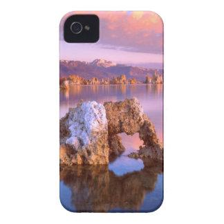 Tufa arch at Mono Lake iPhone 4 Cases