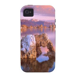 Tufa arch at Mono Lake Vibe iPhone 4 Covers