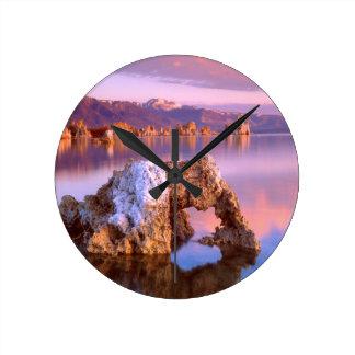 Tufa arch at Mono Lake Round Clock