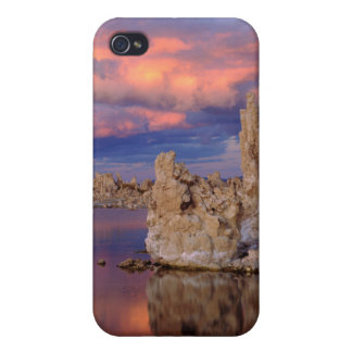 Tufa Formations on Mono Lake iPhone 4/4S Covers
