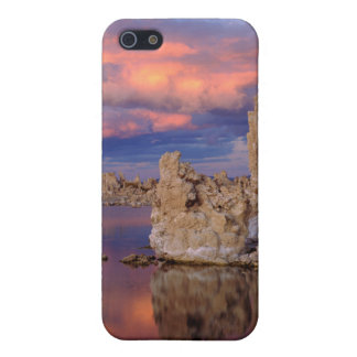 Tufa Formations on Mono Lake iPhone 5 Cases