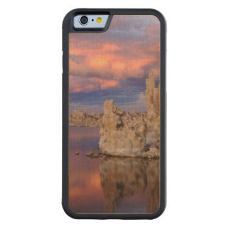 Tufa Formations on Mono Lake Carved® Maple iPhone 6 Bumper