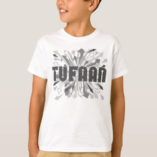 Tufaan - here comes the storm! T-Shirt