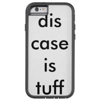Tuff iPhone 6 case