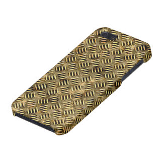 Tuffie Steelplate iPhone Case