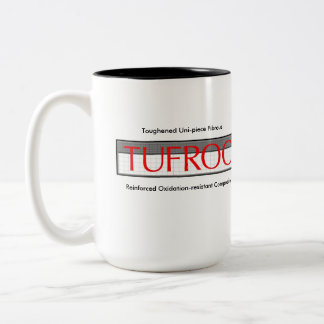 TUFROC v2f Two-Tone Coffee Mug