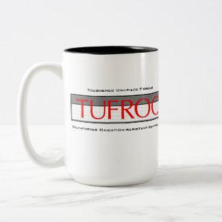 TUFROC v2g Two-Tone Coffee Mug