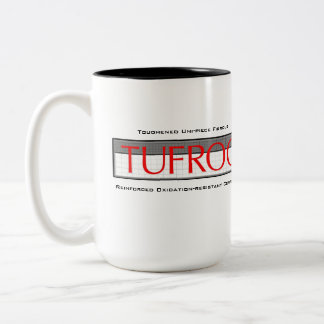 TUFROC v2g Two-Tone Coffee Mug