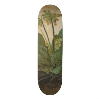 Tuft of Cowslips by Albrecht Durer Skateboard Deck