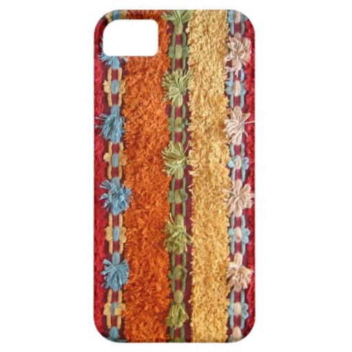 Tufted Carpetbagger iPhone 5 Case