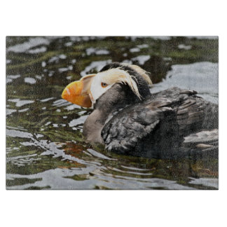 Tufted Puffin Cutting Boards