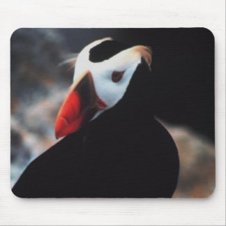 Tufted Puffin Mousepad