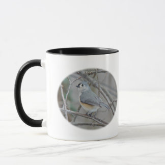 Tufted Titmouse (Baeolophus bicolor) Items Mug