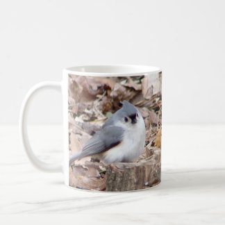 Tufted Titmouse Bird Mug