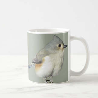 Tufted Titmouse Birds Coffee Mug