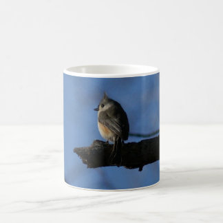 Tufted Titmouse Mug. Coffee Mug