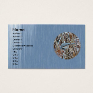 Tufted Titmouse Songbird Coordinating Items Business Card