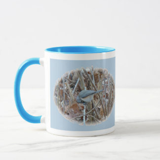 Tufted Titmouse Songbird Coordinating Items Mug
