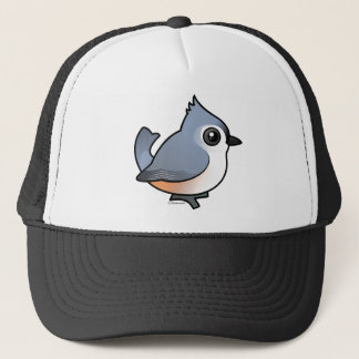 Tufted Titmouse Trucker Hat