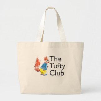 Tufty Club Aged Tote Bag