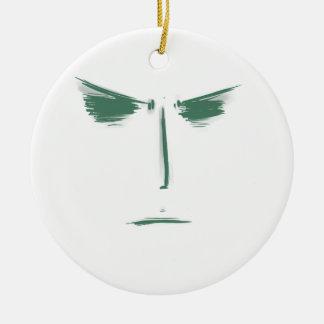 tufuface ceramic ornament