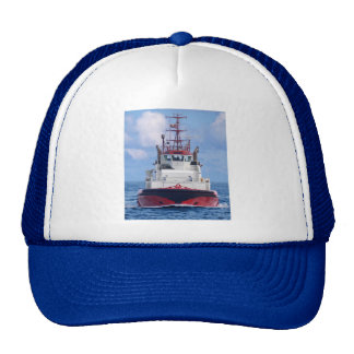 Tug Ahead A1 Trucker Hat