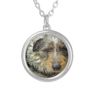 Tug at Heart Corgi Terrier Mix Dog Pendant