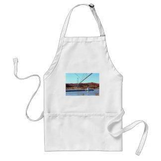 Tug boat aprons