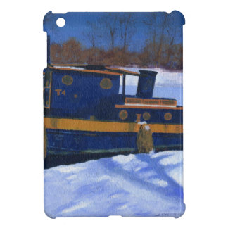 Tug Boat iPad Mini Cases