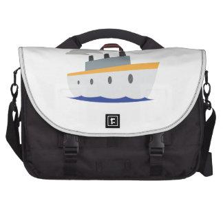 Tug Boat Laptop Commuter Bag