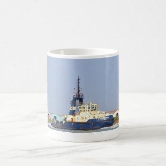 Tug Boat Mercia Coffee Mug