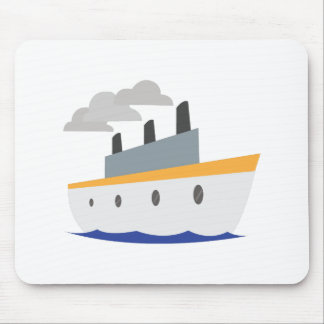 Tug Boat Mouse Pads