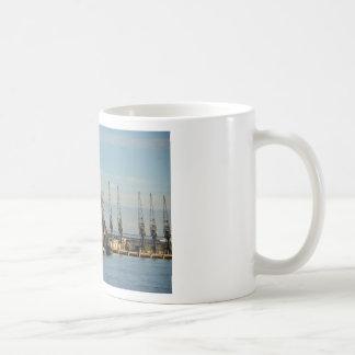 Tug Boat On The Medway Coffee Mug
