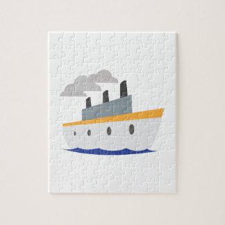 Tug Boat Puzzles