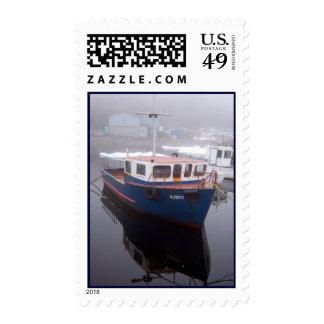 Tug Boat Stamp