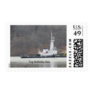 Tug McKinley Sea Stamps
