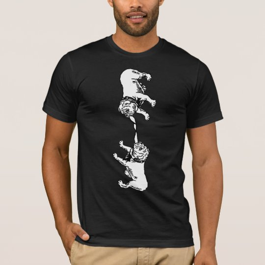 Tug 'O War English Bulldogs T-Shirt