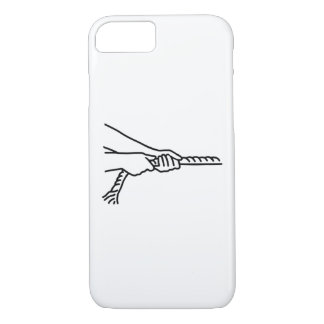 Tug of war iPhone 7 case