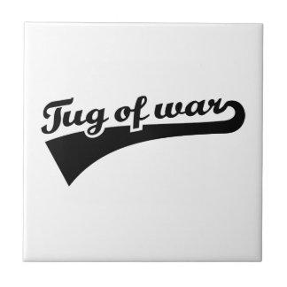 Tug of war tile