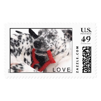 Tug On My Heart Postage Stamps