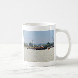 Tug Silver Beam Coffee Mug