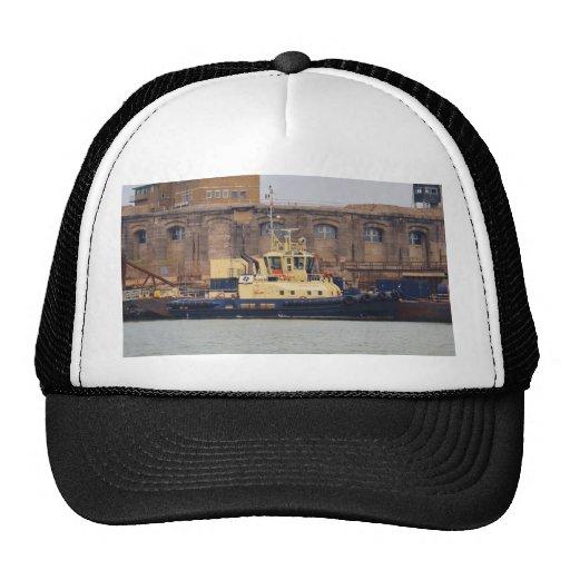Tug Svitzer Warden Hat