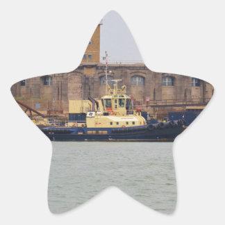 Tug Svitzer Warden Star Sticker