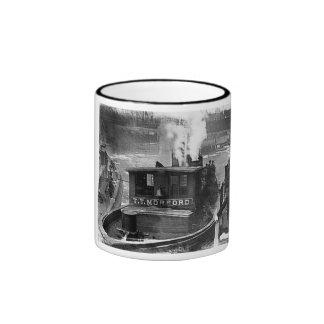 Tug T.M. Morford Ringer Mug
