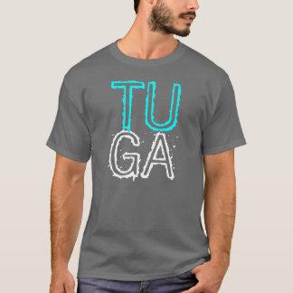 TUGA (PORTUGUESE) Basic Dark T-Shirt