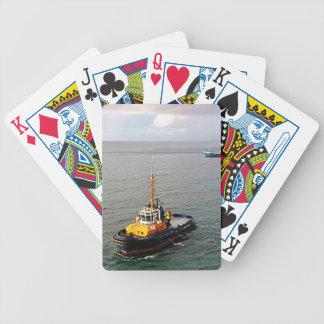 Tugboat Barbados II Bicycle Playing Cards
